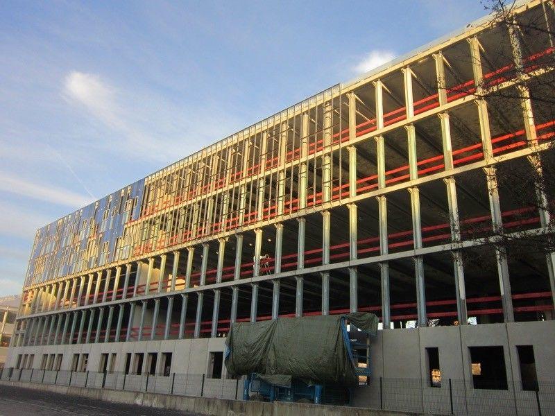 Chantier Lycée Argouges